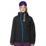 giacca donna invernale -snb- Horsefeathers - Mira - BLACK