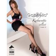 Gabriella - Classic fishnet tights Kabarette 151