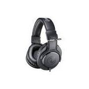 Fone De Ouvido Audio Technica Ath-m20x Serie M Original 2 Anos De Garantia