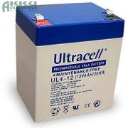 ULTRACELL 12V 4 Ah