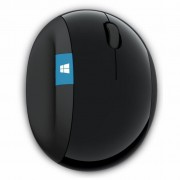 Mouse Microsoft Wireless Sculpt Ergonomic, Buton Windows, Buton Înapoi, Conectivitate USB, Negru