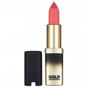 LOréal Paris L'Oréal Paris Colour Riche Gold Obsession Lipstick CP37 - Pink Gold