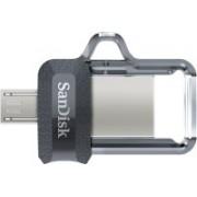 SanDisk ULTRA Dual Drive m3.0 16 GB Pen Drive(Grey)