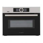 Bosch Serie 8 CMG656BS6B Built In Combination Microwave