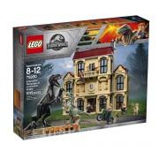 Lego Jurassic World Indoraptor furioso em Lockwood - 75930Multicolor- TAMANHO ÚNICO