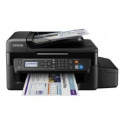 Epson Multifuncion epson inyeccion color ecotank et-4500 fax/ a4/ 33ppm/ usb/ red/ wifi