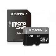 Memorijska kartica Adata SD MICRO 8 GB HC Class 10 UHS AUSDH8GUICL10-RA1