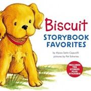 Biscuit Storybook Favorites [With Stickers], Hardcover/Alyssa Satin Capucilli