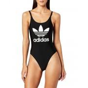 ADIDAS Trefoil Swim Black