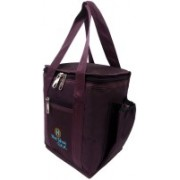 Belladona by Hot Shot 2 P Waterproof Lunch Bag(Purple, 7 inch)