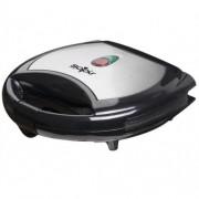 Тостер за сандвичи SAPIR SP 1442 AM, 1200 W, 4 филийки, Черен
