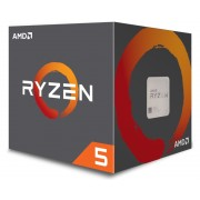 AMD Ryzen 5 1600 6 cores 3.4GHz (3.6GHz) Box