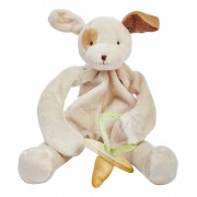 Bunnies by the Bay Doudou sucette - chien