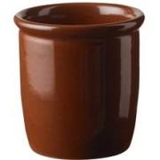 Knabstrup Keramik Syltkruka 0,5 L Brown