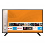 Televizor LED Horizon 43HL7590U, Smart TV, 109 cm, 4K Ultra HD, Wi-Fi, Ci+, Clasa A+, Negru
