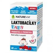 NATUREVIA Swiss NatureVia Laktobacílky baby 60 sáčků