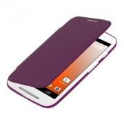 kwmobile Flipové pouzdro pro Motorola Moto E (1. Gen) - fialová