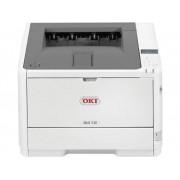 OKI B412dn Laserprinter (zwart/wit) A4 33 pag./min. 1200 x 1200 dpi Duplex, LAN