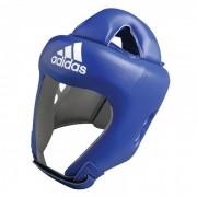 Adidas Rookie Hoofdbeschermer Blauw - M