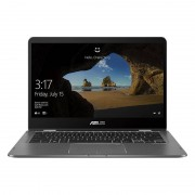 Laptop Asus ZenBook Flip 14 UX461FA-E1010R 14 inch FHD Touch Intel Core i5-8250U 8GB DDR3 256GB SSD Windows 10 Pro Grey