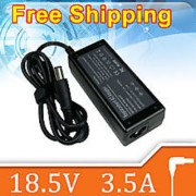 Compatible Adapter/charger For Hp-Compaq 65 Watt Big Pin Round Pin