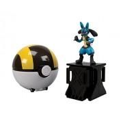 Pokémon Super Catch N Return Lucario + Ultra Ball