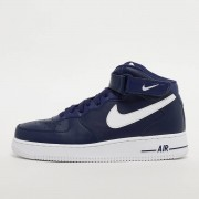 Nike Air Force 1 Mid '07 - Blauw - Size: 43; male