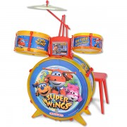 Set de tobe Bontempi Super Wings
