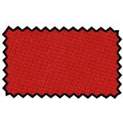 760 Piros biliárd posztó 165cm