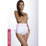 Ama alakformáló női alsó, fogyáshoz fehér XL
