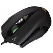 Gamdias Hades Optical Extension GMS7001 Gaming Optical Mouse- 3200DPI 64KB on-board memory Customizable Profile ,Interchangeable
