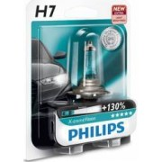 Bec auto pentru far Philips H7 12V 55W PX26d X-treme Vision Plus Blister