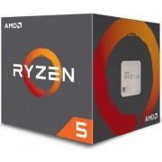 Procesor AMD Desktop Ryzen 5 6C/12T 2600X (4.25GHz,19MB,95W,AM4) box with Wraith Spire cooler