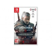 NAMCO BANDAI Juego Nintendo Switch The Witcher 3: Wild Hunt: Complete Edition (Acción - M18)