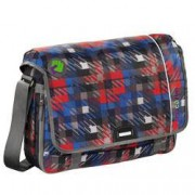 Coocazoo HangDang Schultertasche Dope Square Red