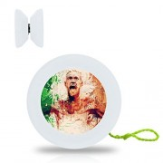 New Style UFC Fighter Conor McGregor YoYo Ball Professional Responsive Yo-Yo Bearing Spinning Ball String Spin Toys-White