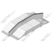 Jump box with railside