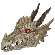 Penn-Plax RR1207 Cenador de Calavera con dragón