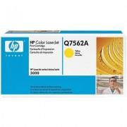 Жълт тонер за HP CLJ 2700/3000 (Q7562A)