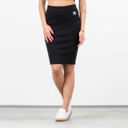 adidas Styling Complements Midi Skirt Black