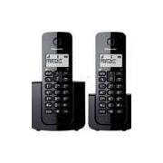 Telefone s/ fio Dect 6.0 c/ identificador de chamadas + Ramal KXTGB112LB Panasonic