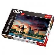 Trefl Puzzle Slagalica Moritzburg Castle Saxony Germany 1500 kom (26101)