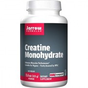 Jarrow Formulas Creatine Monohydrate Enhances Muscular Performance 325 g