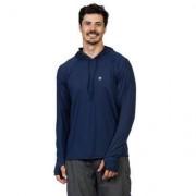 Camiseta c/ Capuz e Encaixe para Dedo Extreme UV Ice - Masculino