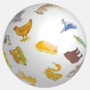 Piłka obrazkowa - zwierzęta