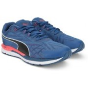 Puma Speed 600 IGNITE 2 Running Shoes For Men(Blue)