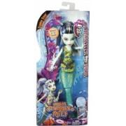 Monster High Great Scarrier Reef Frankie Stein DHB55