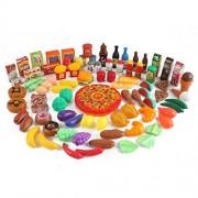 KinderToys Good Eats Play Food Set (101 Pcs)