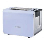 Prajitor de paine Bosch TAT 8619, 860 W, 2 felii, Violet