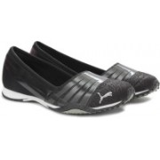 Puma Asha Alt 2 Shine Ballerinas For Women(Black)